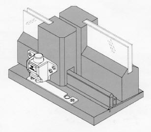 Secondary Patio Door Lock