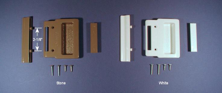 Andersen Screen Door Handles And Lock Hardware