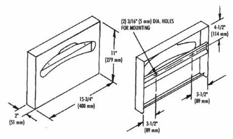 Awe Inspiring Bradley Washroom Toilet Seat Cover Dispensers Machost Co Dining Chair Design Ideas Machostcouk